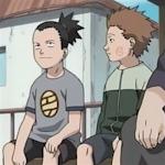 Chouji und Shikamaru