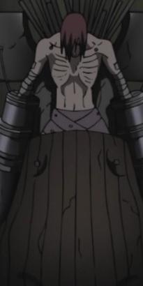 Your character Nagatofull