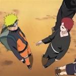 Gaara dankt Naruto für alles.