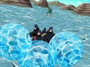 Tenten, Neji und Lee sind gefangen