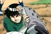 Lee beschützt Sakura