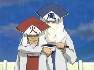 Hiruzen sarutobi vs orochimaru narutopedia for Cuarto kazekage vs orochimaru
